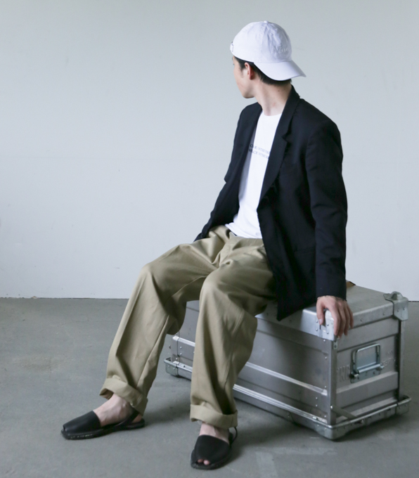 French Chino Trousers-2