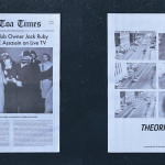 書籍の紹介:TOA Times Newspaper First Edition