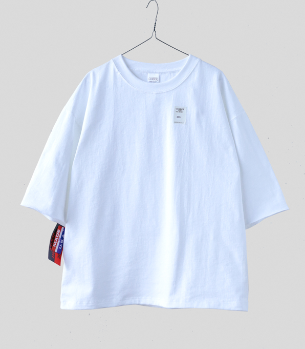 Camber Max Weight Tee-2