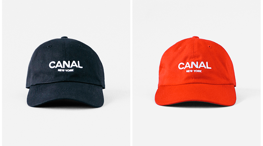 Canal New York Cap