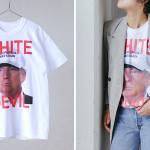 商品の入荷:HippieSex ドナルド・トランプ Tシャツ 、サンローランJKT