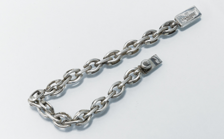 Silver bracelet 74-3