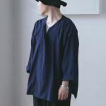 商品の入荷:シウダシャツ(フォークコスチューム、プルオーバー)