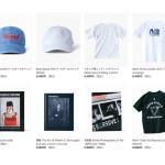 ウェブストア更新:Mood NYC CAP、イタリア軍ニットTee、Grind London Tシャツ、Token SurfboardsTシャツなど