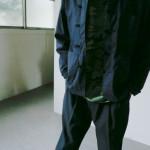 スタイリング:デッドストック チャイナジャケット