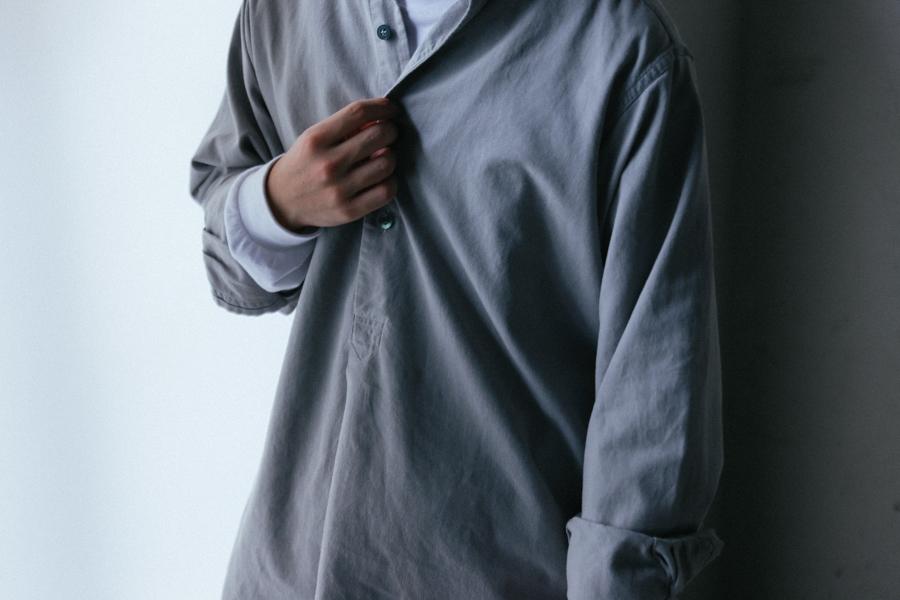 German Gray Shirt-2
