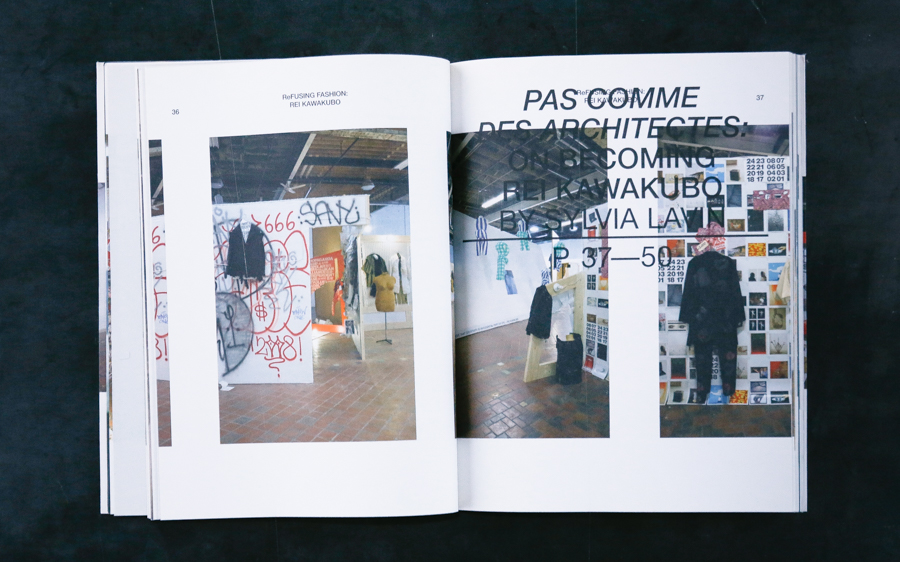 COMME de GARCONS Book-2
