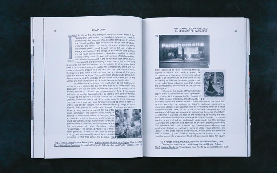 COMME de GARCONS Book-7