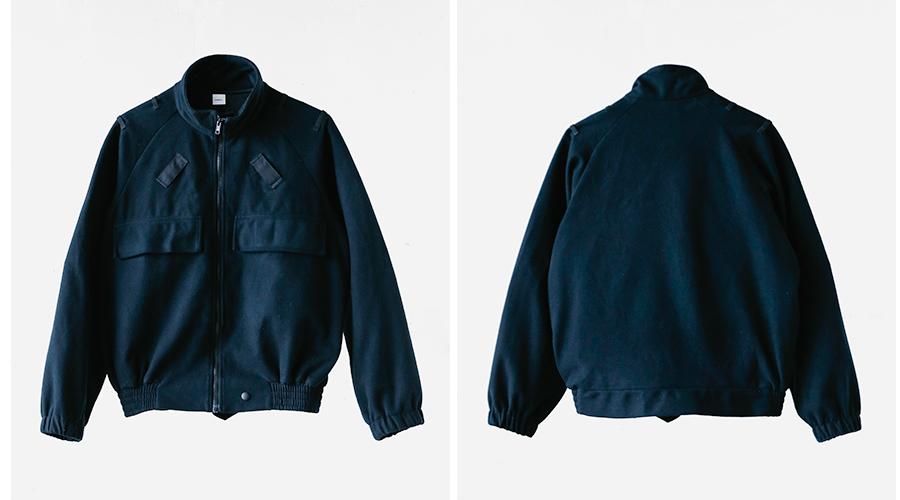 UK Boarder Fleece Jacket