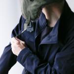 商品の入荷:デッドストック イギリス ソフトシェルジャケット