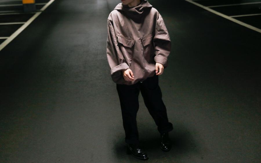 ウェブストア更新:コート、ジャケットなどアウター類