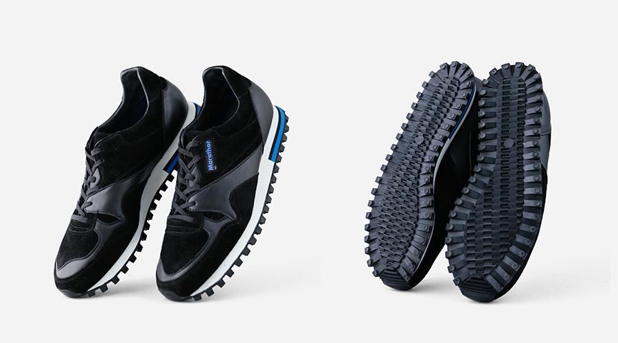 ZDA Footwear Black