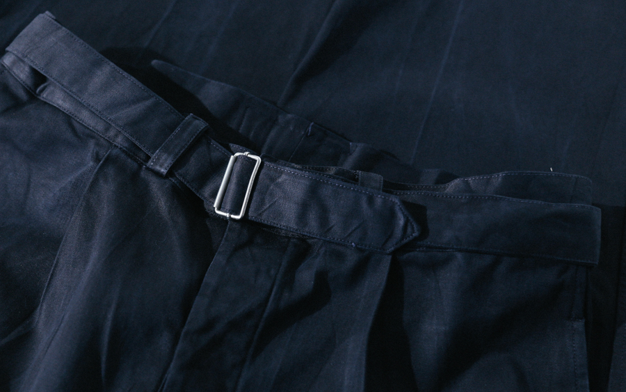 IT Military Waist-Belt Pants-1