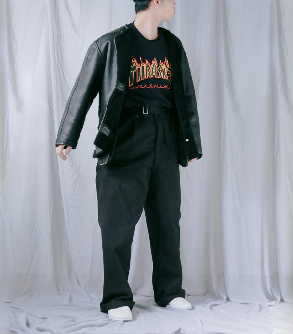 IT Military Waist-Belt Pants-3