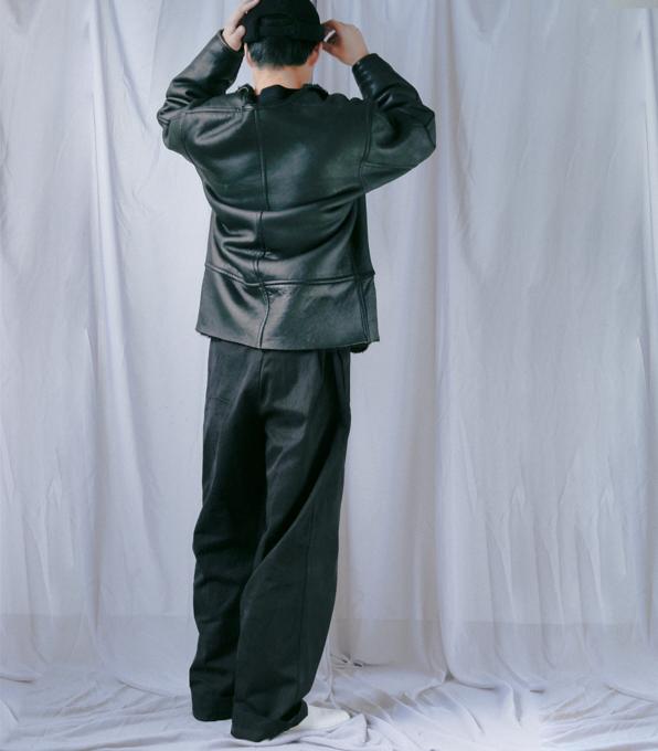 IT Military Waist-Belt Pants-5