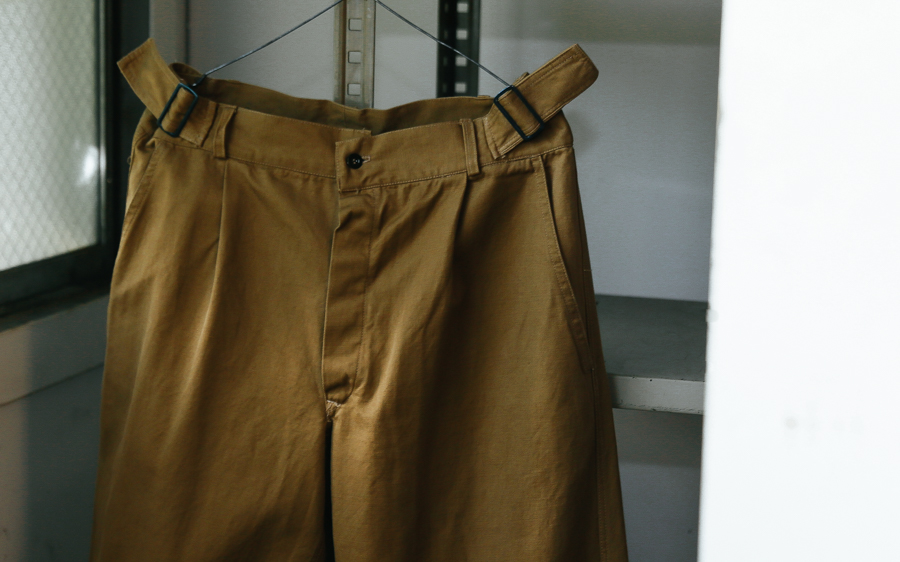 Italian Military Trousers -1