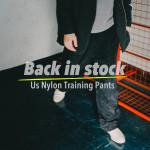 商品の再入荷:US軍トレーニングパンツ