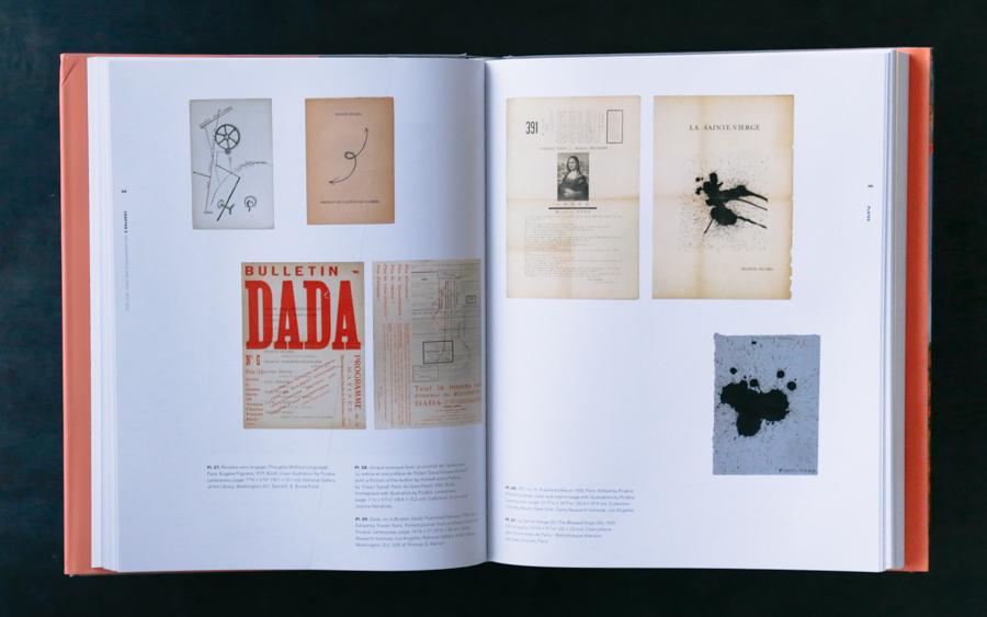 書籍の紹介:Francis Picabia ( Our Heads Are Round So Our Thoughts Can Change Direction)