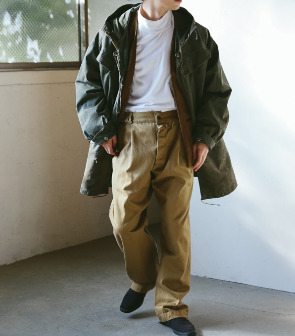 Italian Chino Trousers-1
