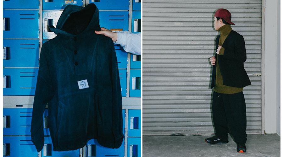 商品の入荷:ビンテージ アイテムの入荷(Stone Iland アノラック , Yves Saint Laurent チェスターコート , カラーレスジャケット)