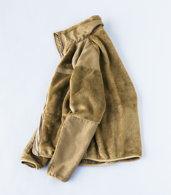 fleece brown-2