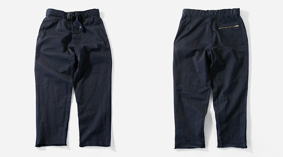 Italian Military Pants Overdyed