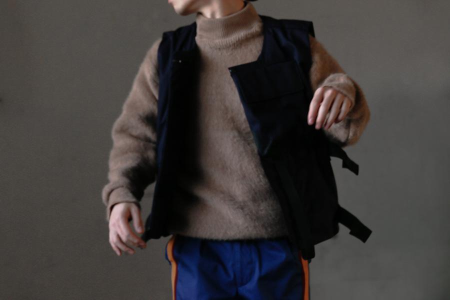 Russian Beige Sweater-5
