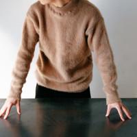 Russian Beige Sweater-6