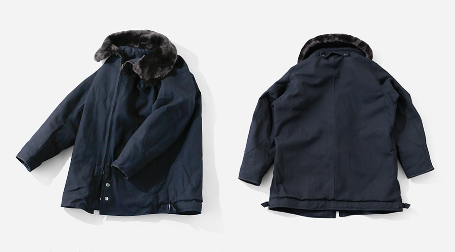 Russian Boa Jacket 13-1