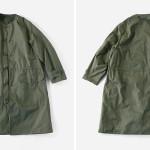 初売り商品:Swedish Military Coat 1969′s