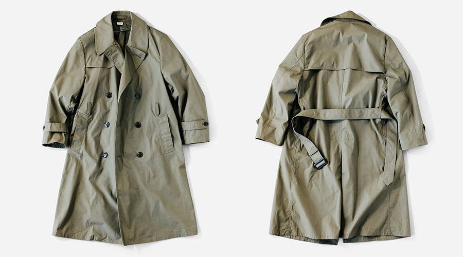 US Trench Coat