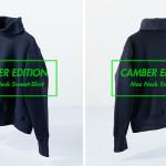 商品の入荷:Camber Special Edition モックネック スウェットシャツ