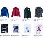 ウェブストア更新:CAMBER Sportswearモックスウェット、M-65モッズパーカ、書籍など