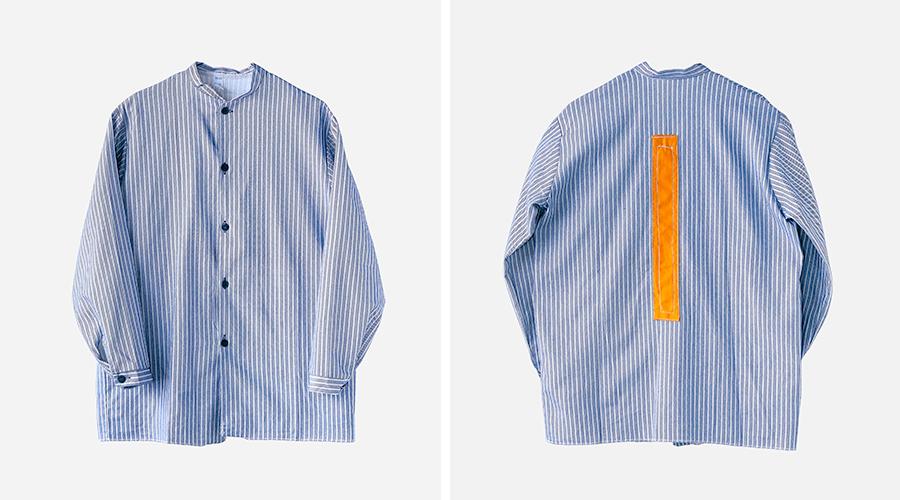 Prison Shirt Stripe