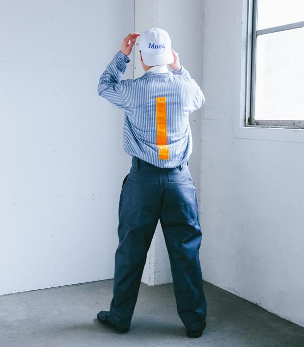 Prison Shirt stripe-1