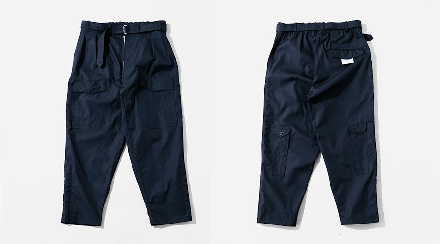 TUKI Pilot Pants -2