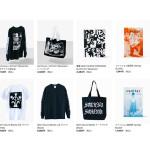 ウェブストア更新:commune x B.Thom Stevenson Tシャツ トートバッグ、ファッション批評誌Vanitas など