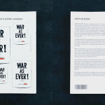 書籍の紹介:War as Ever! by Tracy Mackenna