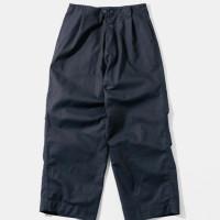 TUKI Pajama Pants Blk-1