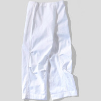 TUKI Pajama Pants White-2