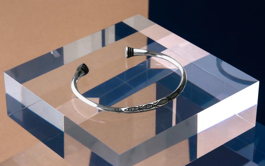 Touareg Silver Bracelet 11-2
