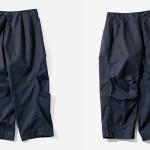 商品の紹介:TUKI 0041 Pajamas パジャマパンツ (Black/White)