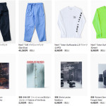 ウェブストアの更新:TUKI Pilot Pants 、Token Surfboards LAPD L/S Tシャツ、書籍など
