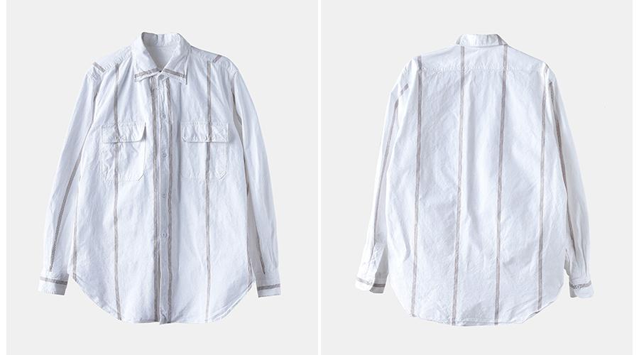 Vintage Stripe Shirt Italiy