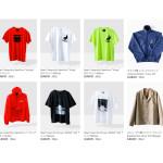 ウェブストアの更新:Assembly NewYork Tシャツ スウェット アノラック、Guerrilla Group AKIRA Tシャツ など