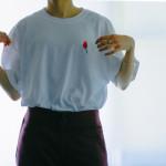 商品の入荷:Double Trouble Gang ローズ Tシャツ