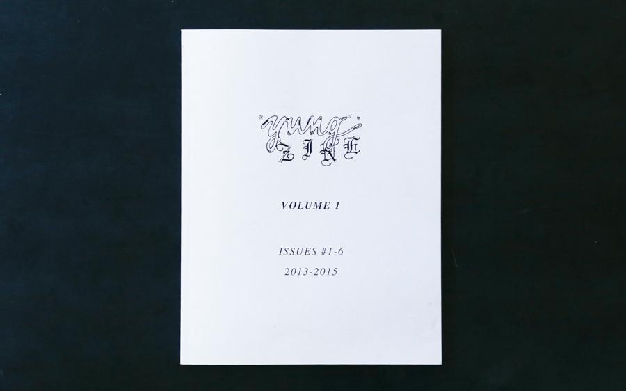 yung zine volume 1-1
