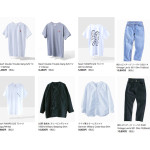 ウェブストアの更新:Double Trouble Gang Tシャツ、後染めUS軍スリーピングシャツ、リーバイス501 ジーンズ など