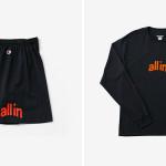商品の入荷:all in x チャンピオン カプセルコレクション