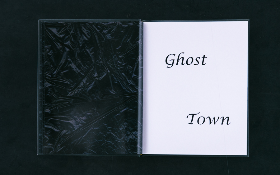Ghost Town book-3